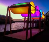 Grimshaw Architects Installation - Vivid Sydney 2013
