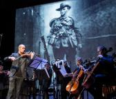Australian Chamber Orchestra - Projection Screen