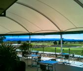 Tensile Membrane Structure - Lynwood Country Club