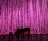 Ensemble Theatre - Pink Drape